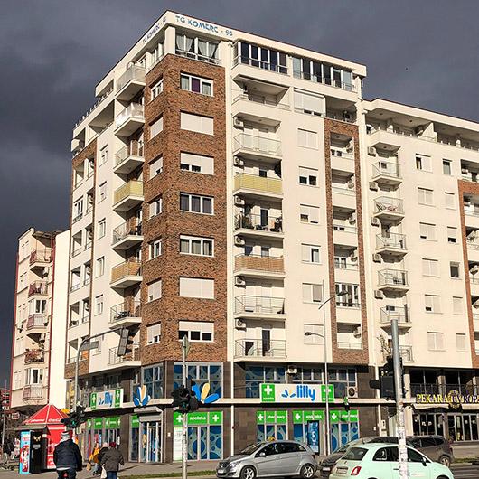 Bulevara Cara Lazara 110 Novi Sad