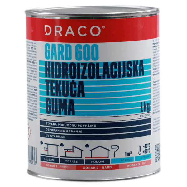 Draco Gard 600